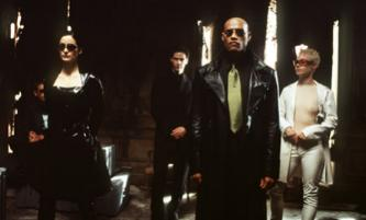 Matrix Cast photo